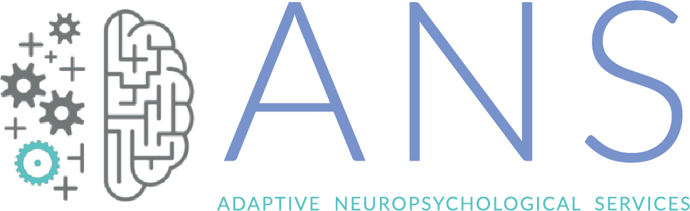 adaptive neuropsychological services logo